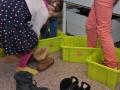 Ausstellung ECHT KLASSE! Ab Klassenstufe 1 - 4: Füßebad