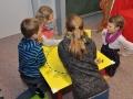 Ausstellung ECHT KLASSE! Ab Klassenstufe 1 - 4: Spieltisch
