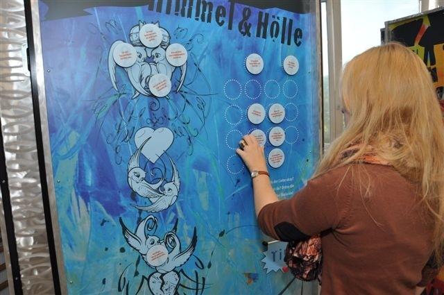 Love & Hate, Ausstellung: ECHT KRASS! Ab Klasse 8 und Jugendhilfe