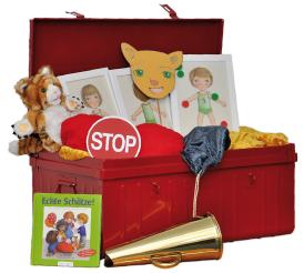 ECHTE SCHÄTZE - Die Starke-Sachen-Kiste für Kinder, Foto: Daniel Hoffmann