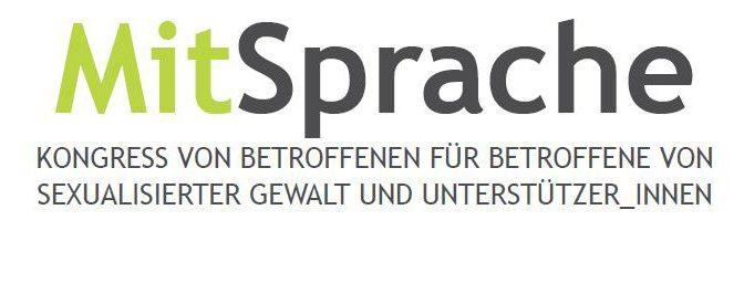 Betroffenenrat / Kongress MitSprache 18./19. November in Berlin