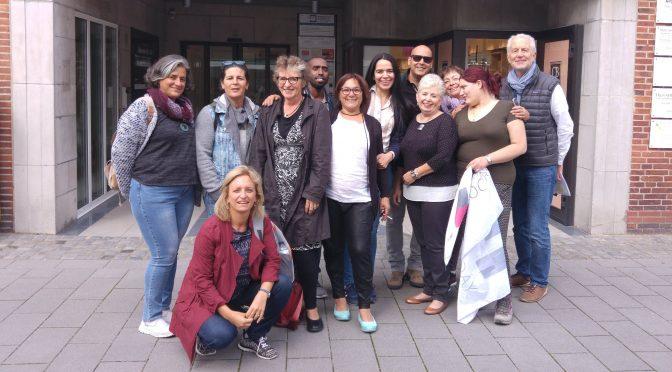 Kinderschutz-Delegation aus Israel zu Besuch