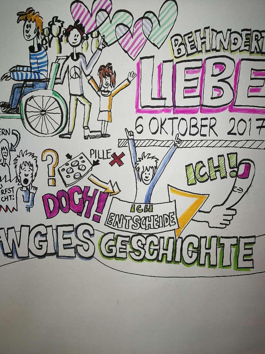 """Tagung """"Behinderte Liebe"""" am 6. Oktober 2017 in Kiel"""