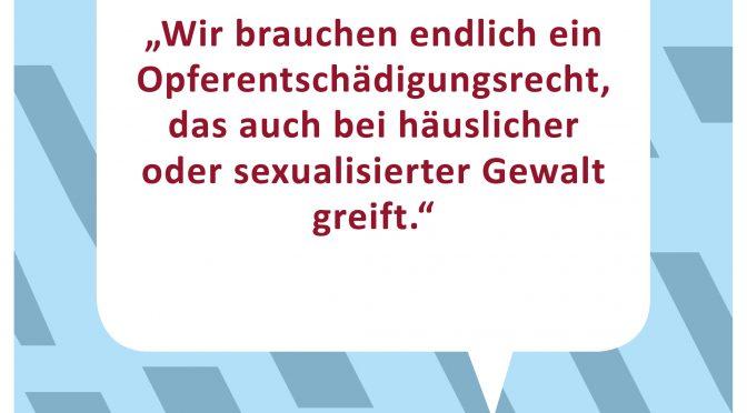 Ab 01. Februar mehr Rechte für gewaltbetroffene Frauen in Deutschland