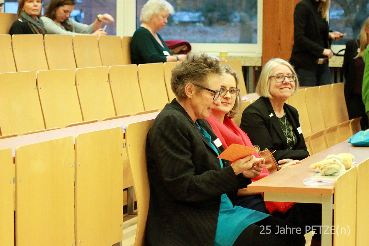Ursula Schele, Anja Nordmann, Barbara Kavemann