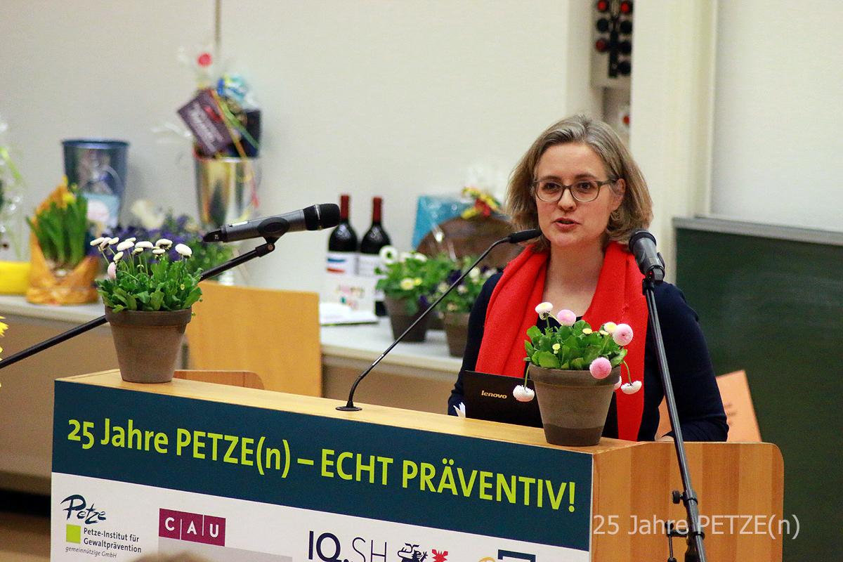 Dr. Anja Nordmann, Geschäftsführung Deutscher Frauenrat
