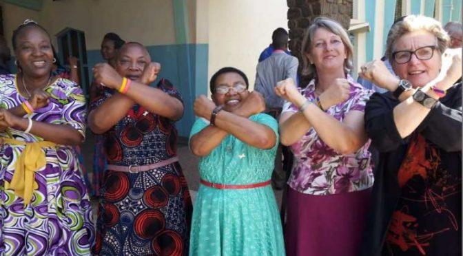 """NO means NO - My life first / Schweigen brechen - Gewalt überwinden; """"womens consultion"""" zum Thema Gewaltüberwindung an Frauen und Kindern in Tansania"""
