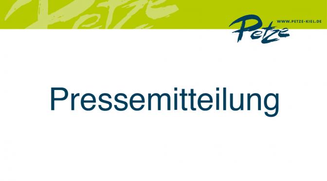 PETZE-Institut Pressemitteilung
