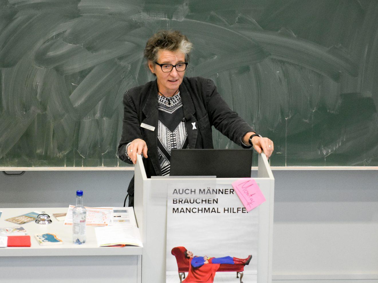 Ursula Schele, PETZE Kiel, © Farah Claußen, Uni Kiel